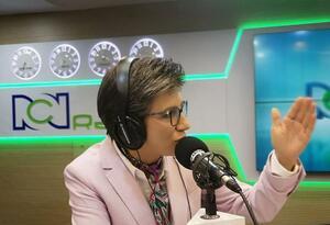 Claudia López, en Voces RCN