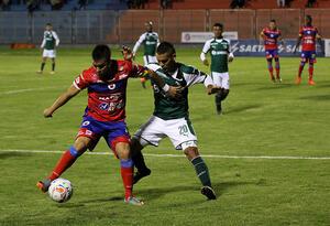 Deportivo Pasto vs Deportivo Cali