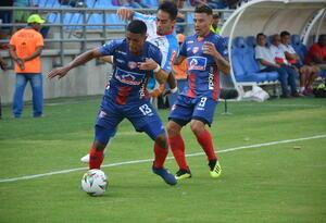Unión Magdalena vs Junior de Barranquilla - Fecha 10 Liga Águila 2019-I