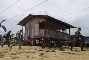Defensoría corroboró que son 8 y no 2 los niños muertos por malaria y combates en Chocó