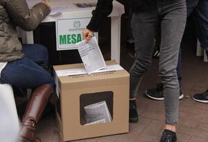 Las elecciones para alcaldía de Bogotá tendrán segunda vuelta a partir de 2023.