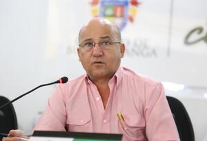 Director de Tránsito de Bucaramanga, Germán Torres
