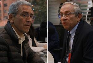 Francisco de Roux y Darío Acevedo compartieron conceptos sobre Memoria y Verdad