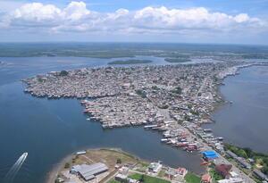 Por lo menos 170 mil habitantes de Tumaco amanecieron sin luz