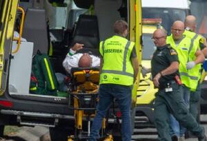 Saldo parcial de 49 muertos