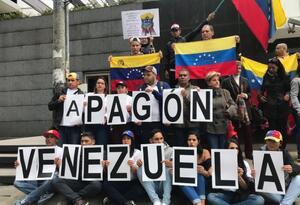 Venezolanos ONU