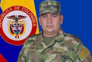 Soldado profesional asesinado, Jorge Eliécer Castro Palacios