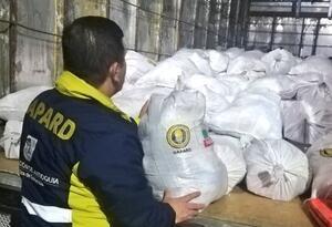 Las ayudas están listas para ser entregadas a las familias afectadas por las lluvias.