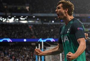 City vs Tottenham