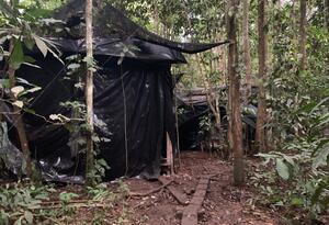 En Zona rural de Tumaco se ubicó el cristalizadero en territorio AWA