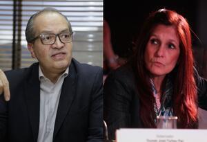 El procurador Fernando Carrillo puso su lupa a la declaración de la gobernadora Rosa Cotes.