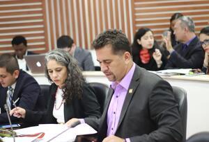 León Fredy Muñoz, representante a la Cámara por la Alianza Verde