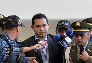 Leonardo Pinilla, abogado involucrado en el denominado cartel de la toga