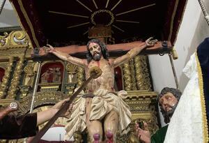El Cristo de la Sed