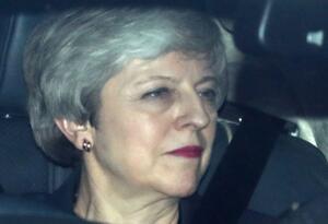 Theresa May primera ministra britanica brexit