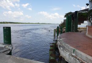 Se reinician las obras del terminal fluvial de pasajeros en Barrancabermeja