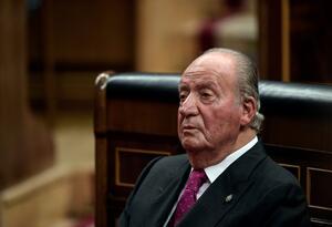 Rey emérito de España, Juan Carlos I