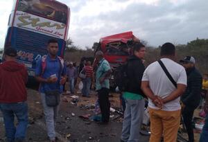 Accidentes en La Guajira