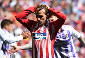 Antoine Griezmann deja el Atlético de Madrid