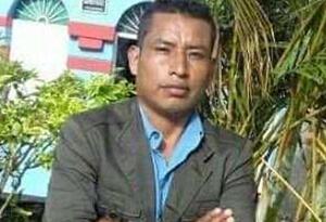 José Antonio Vitonas Yatacué, líder social amenazado en el Eje Cafetero