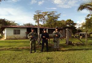OPERATIVO CONTRA TESTAFERROS DE LAS FARC