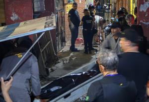Ataque en un bar de Brasil