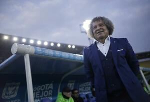 Alberto Gamero, técnico del Deportes Tolima