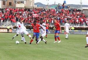 Deportivo Pasto vs América de Cali - Liga Águila