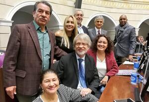 Antanas Mockus, de regreso en el Senado pese a fallo en su contra