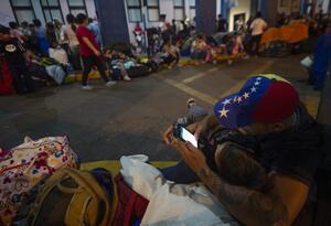 Venezolanos en Perú