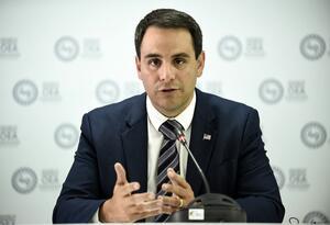Carlos Trujillo, embajador de Estados Unidos en la OEA
