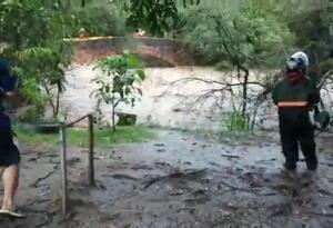 Lluvias en Jamundí ocasionan desbordamiento de ríos y dejan cinco barrios afectados