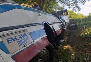 Accidente en el Zulia
