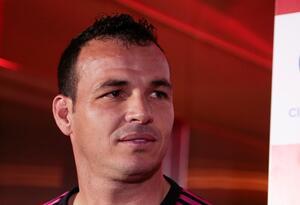 Alexis Viera, el 'Pulpo'