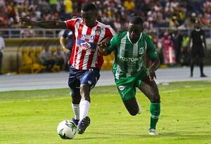Déiver Machado - Atlético Nacional