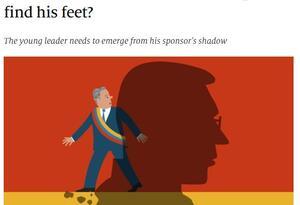 The Economist escribe sobre Iván Duque