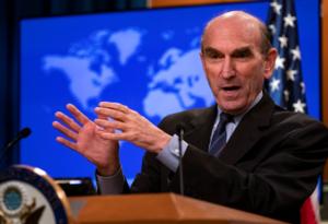 Elliot Abrams, delegado de EE.UU. para Venezuela