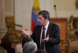 Francisco Santos, embajador de Colombia en Estados Unidos