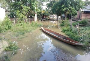 Las autoridades siguen en alerta ante posible aumento de las lluvias.