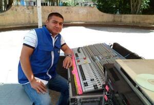 El Periodista de 40 años fue asesinado en la noche anterior en Samaniego