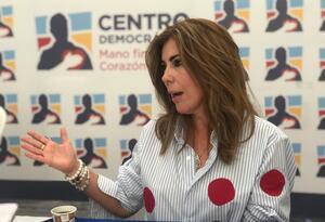 Directora del Centro Democrático, Nubia Stella Martínez
