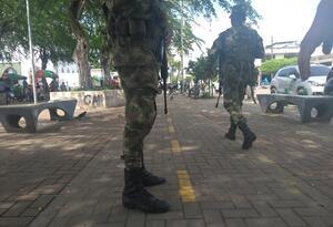 Aumentan operativos en el municipio de Tierralta.