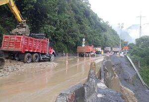Transportadores piden soluciones definitivas a situación en la vía Bogotá - Villavicencio
