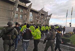 Policía Nacional, Fiscalía y DEA capturan a 14 extraditables