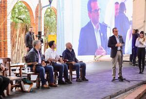 Presidente Iván Duque celebra día del campesino en Tabio, Cundinamarca