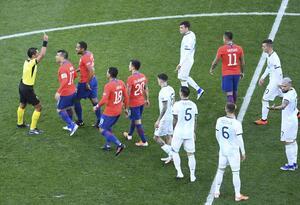 Argentina vs Chile en la Copa América Brasil 2019