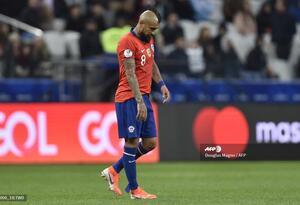 Arturo Vidal, futbolista chileno