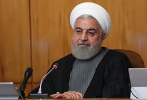 Hasan Rohani, presidente de Irán