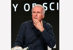 El director de cine James Cameron.