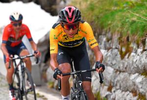 Egan Bernal, Vuelta a Suiza, 2019